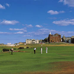 Golf Course, St Andrews, Scotland, United Kingdom