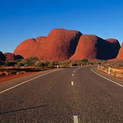 Australia, Lasseter Highway