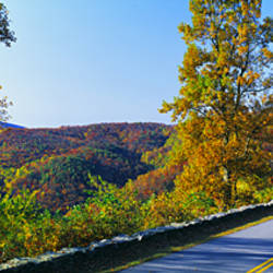 Blue Ridge Parkway, North Carolina, USA