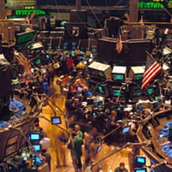 Stock Exchange, NYC, New York City, New York State, USA