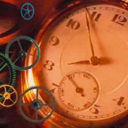 clock, montage