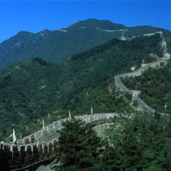 Great Wall, Mutianyu, China