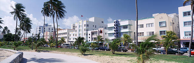 Ocean Drive, South Beach, Miami Beach, Florida, USA