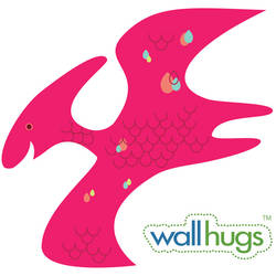 Pterodactyl - Dinosaur Wall Decal