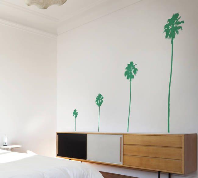 Palm Trees - Wall Decal