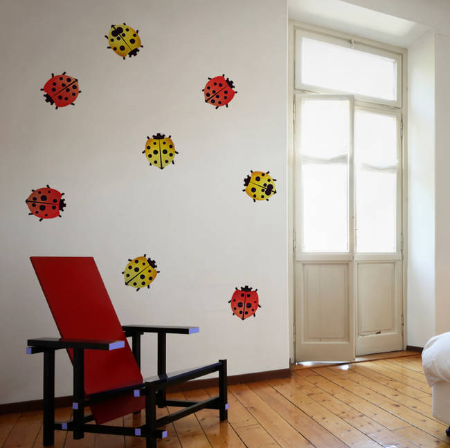 Ladybugs - Wall Decal