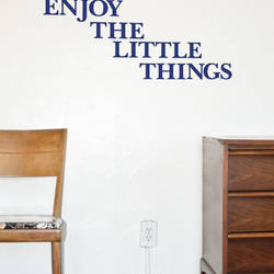 Custom Quote - Wall Decal