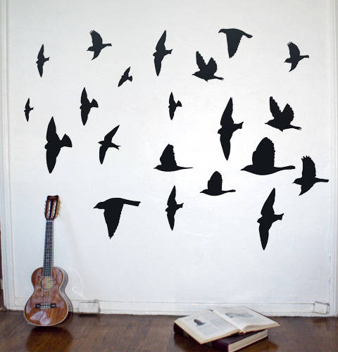Magpie - Wall Decal