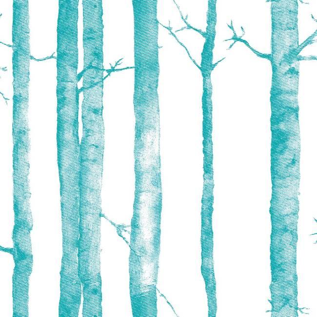 Aspen Tree - Wallpaper Tiles
