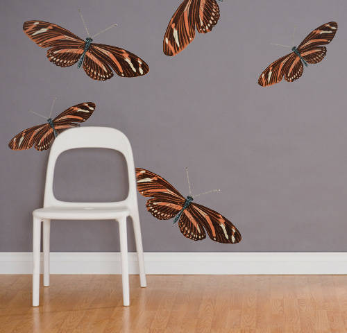Monarch - Vintage Wall Decal