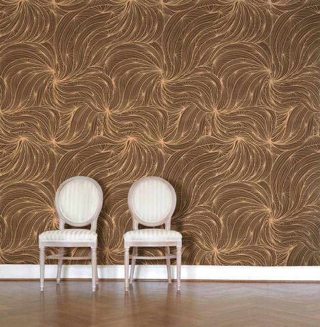 Magic Tresses, Youth - Wallpaper Tiles