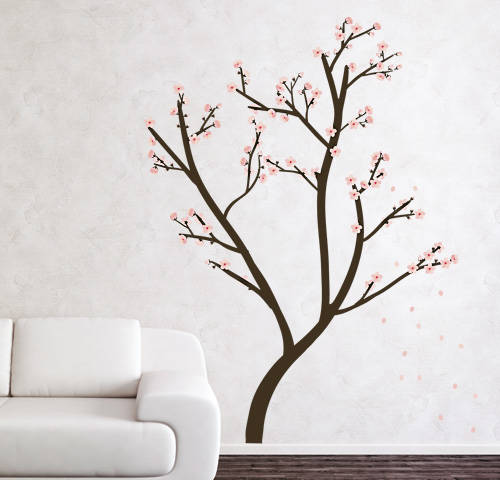 Cherry Blossom Tree   Wall Decal. Click To Zoom