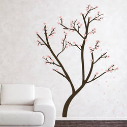 Cherry Blossom Tree - Wall Decal