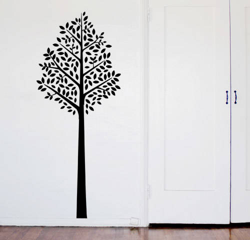 Dainty Tree - Wall Decal