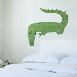 Alligator - Wall Decal