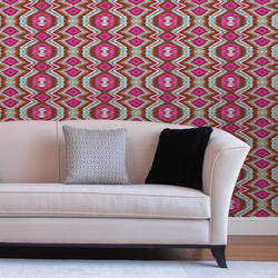 IKAT Small Mirrored