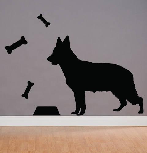 German Shepherd - Wall Decal