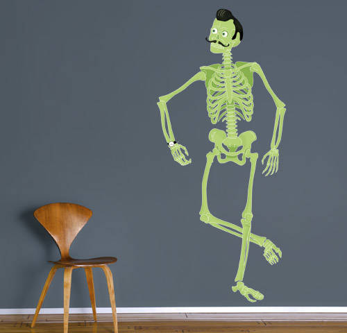 Skeleton - Wall Decal