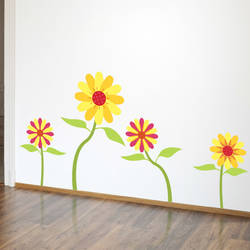 Daisies - Wall Decal