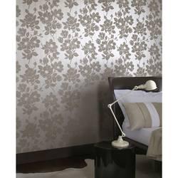 Rose: Gold / Taupe Wallpaper