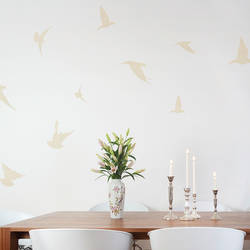 turtledove wall decal - Design Wall Decal
