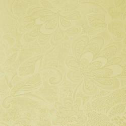 Light shiny cream floral reflective: Mx6090