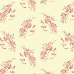 Pink and Yellow Floral