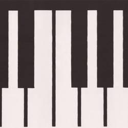 Piano Border Vintage: 212AS