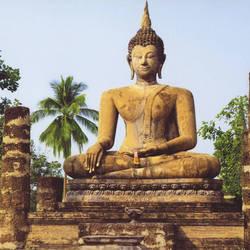 Sukhothai Mural Wallpaper, 8 part: 287