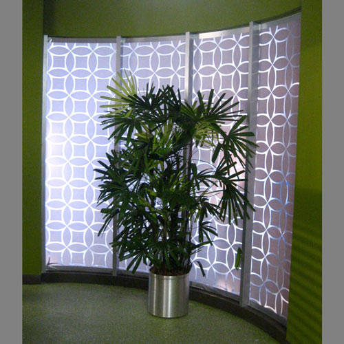 Custom Geometric Window Film