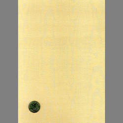 Moire Yellow Textile wallcovering: Mx8420m