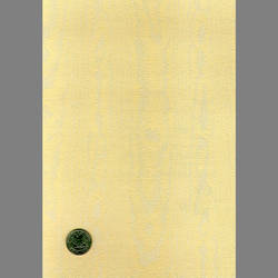Moire Light Yellow Textile wallcovering: Mx8430m
