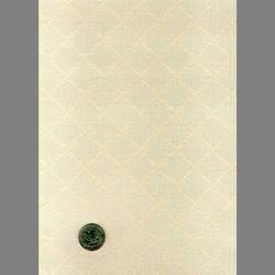 Lattice Light Beige Textile wallcovering: Mx8215t