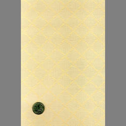 Lattice Yellow Textile wallcovering: Mx8225t