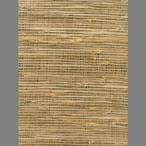 Beige Grasscloth and Gold Mylar 1