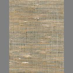 Beige Grasscloth and Silver Mylar 1