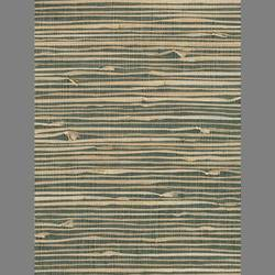 Beige and Charcoal Black Grasscloth handmade natural wallcovering: Be5693g