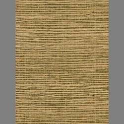 Beige Grasscloth and Gold Mylar handmade natural wallcovering: Be2230g