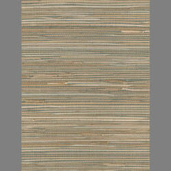 Beige and Green Grasscloth handmade natural fiber wall covering: Be1539g