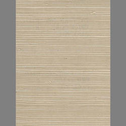 Beige and Beige Grasscloth handmade natural fiber wallcovering: Be2171g