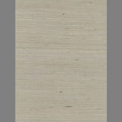 Grey Silver Grasscloth handmade natural fiber wallcovering: Ge3127g