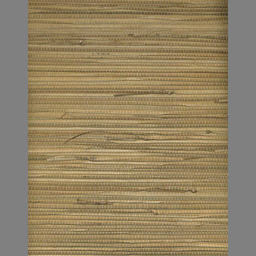 Brown Grasscloth Wallcovering AST1450