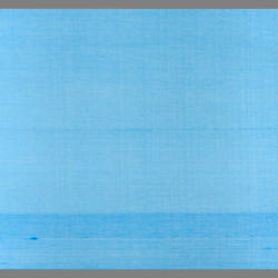 Blue Japanese Silk custom-made natural fiber wallpaper: JS12