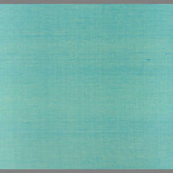 Turquoise Japanese Silk custom-made natural fiber wallcovering: JS13
