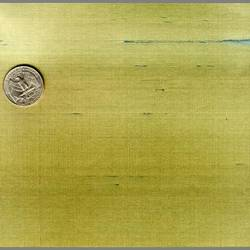Gold/Green Japanese Silk custom-made natural fiber wallcovering: JS05