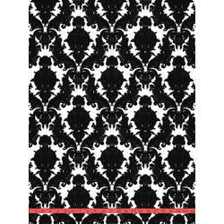 Black Velvet Petite Heirloom on White