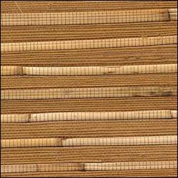 Brown Bamboo Wallcovering