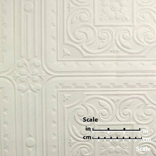 Anaglypta - Textured Vinyl, Turner Tile