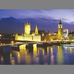 Big Ben, London Mural