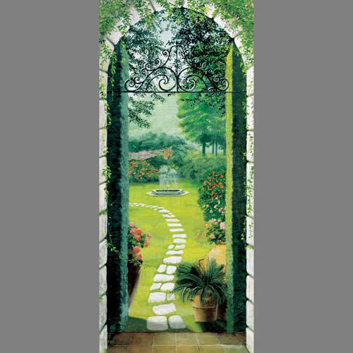 Click to zoom : door mural - pezcame.com